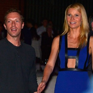 Gwyneth and Chris: It's over